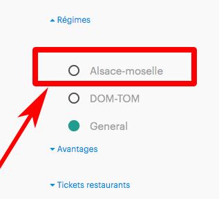 Fiche De Paie Regime Alsace Moselle Fiche Paie Net
