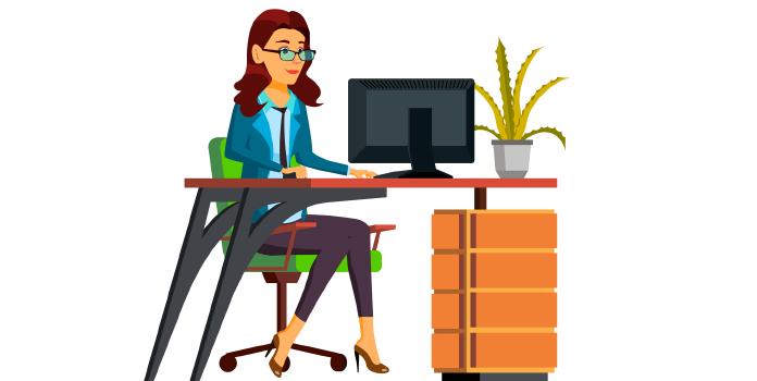 Fiche de paie secrétaire : spécificités, avantages et obligations -  Fiche-paie.net